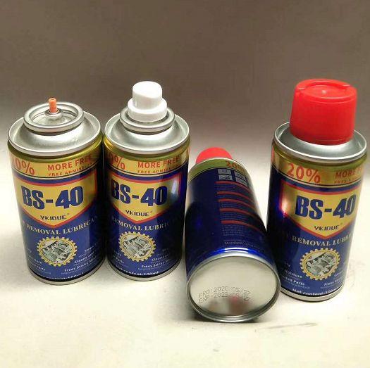KUD40 BS-40厂家最新款包装除锈剂 防锈润滑剂生产厂家 防锈油厂 去锈油