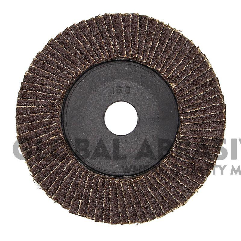 百叶片flap disc 百叶轮  网盖碳烧百叶轮 角磨片 叶轮