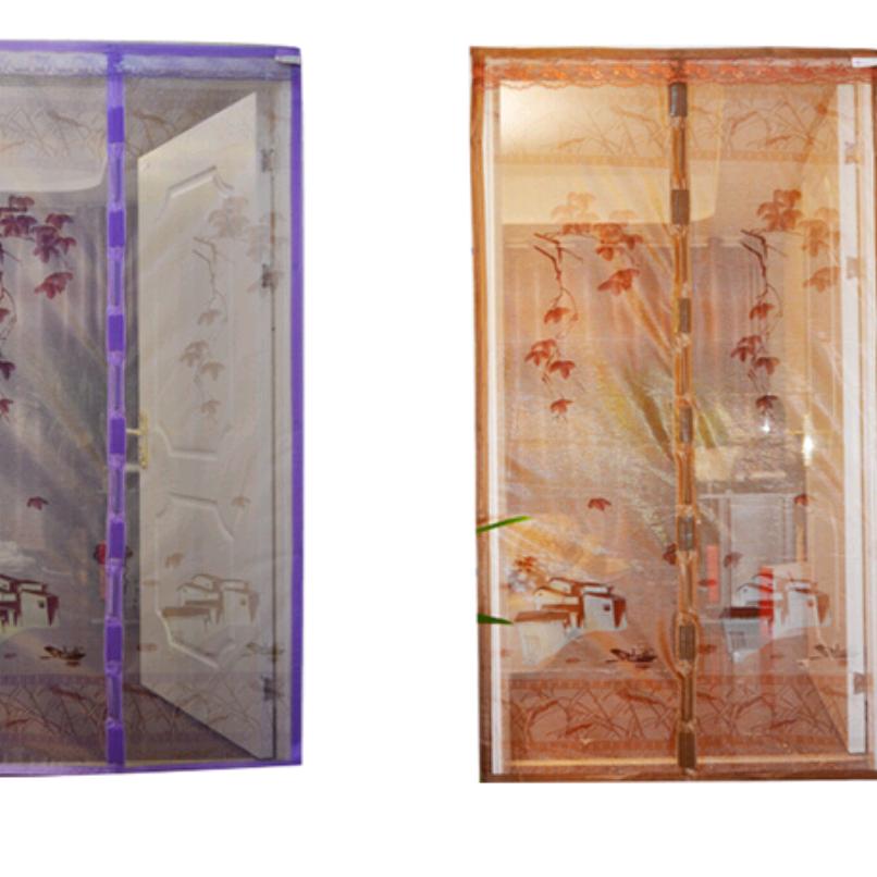 厂家直销 新款 磁性软纱门 纱窗 防蚊门帘 可定做