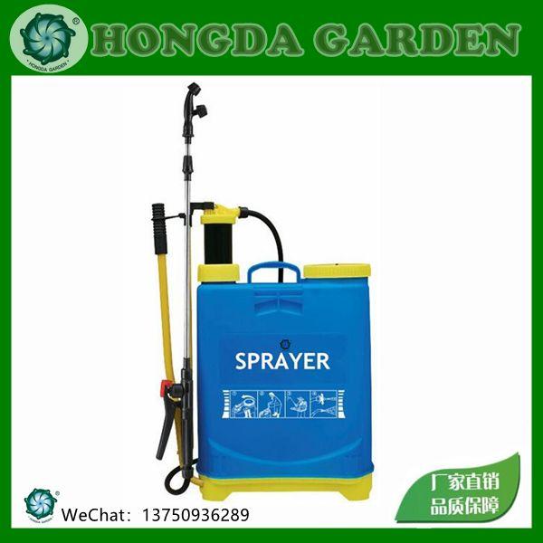 喷雾器 16L打药机 手动消毒打药机喷雾器农用喷雾器 背负式