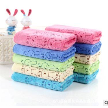 加厚吸水童巾儿童毛巾