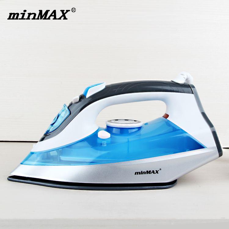 min MAX新款6089手持电熨斗家用型烫衣服蒸汽烫斗宿舍用学生熨烫机挂烫