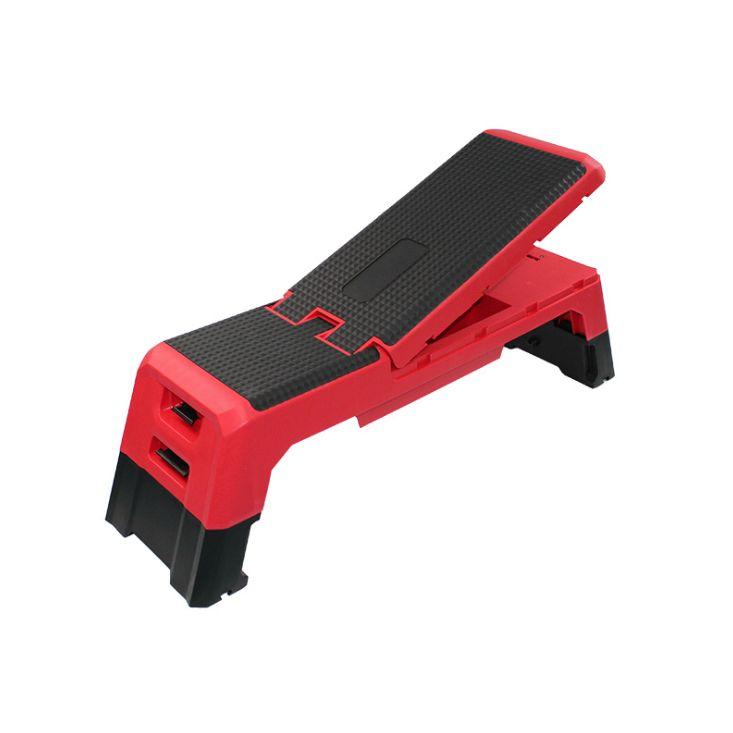 多功能健身哑铃椅可调踏板仰卧私教训练凳有氧运动器材家用飞鸟椅