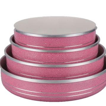 CAKE PAN 4PCS