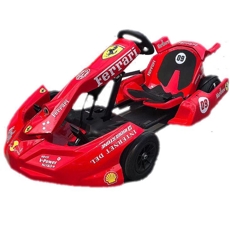 新款三代网红儿童卡丁车电动卡丁车成人漂移车跑跑卡丁车儿童赛车