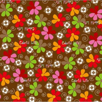 咖啡六角花🌸🌸