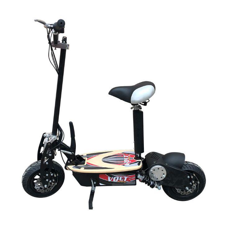 折叠电动车小海豚迷你电动滑板车成 人代步工具自行车批发