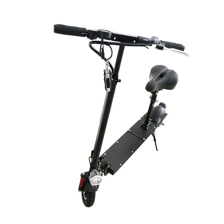 折叠迷你代步电动滑板车代驾两轮自行车电动车36V锂电池电瓶车