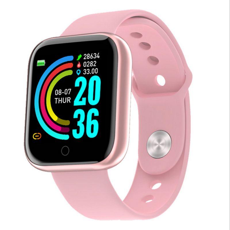 Y68智能手环D20心率智能手环血压运动蓝牙手表礼品电子产跨境新款