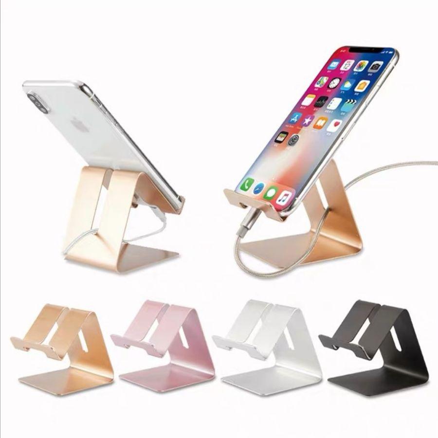 桌面支架 金属手机支架 懒人便携支架 直播iPad平板支架