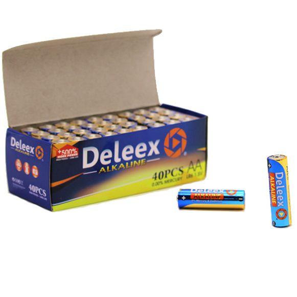 玩具遥控器持久续航Deleex7号碱性电池