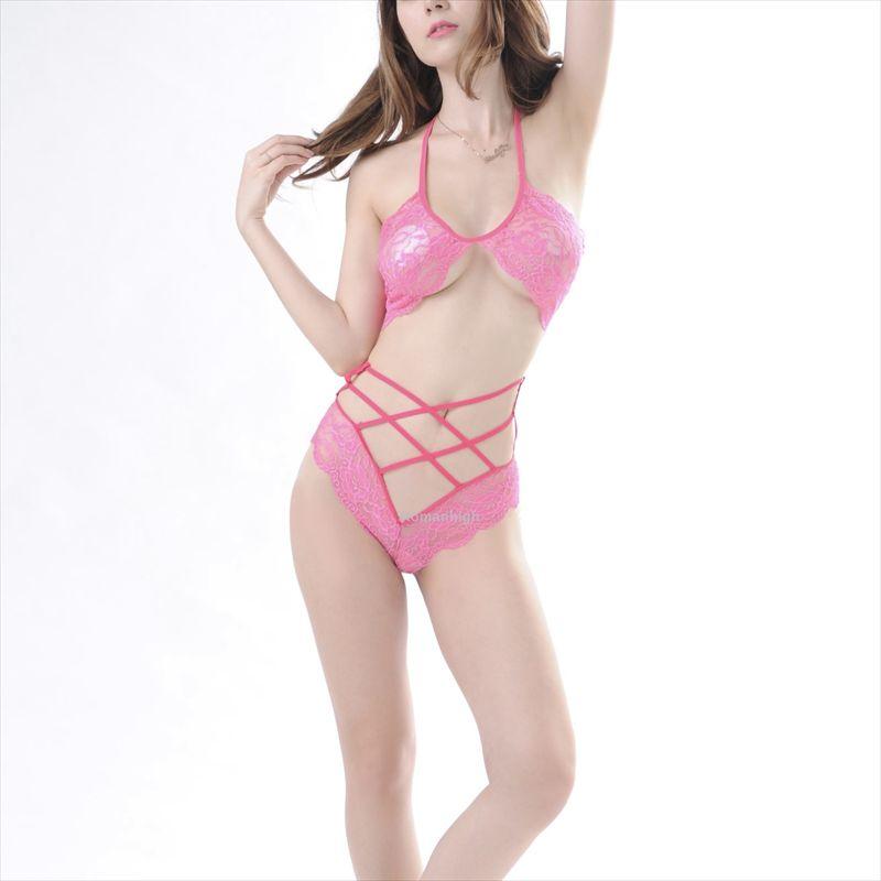 性感时尚内衣女透明睡衣挑逗诱惑紧身套装衣服575