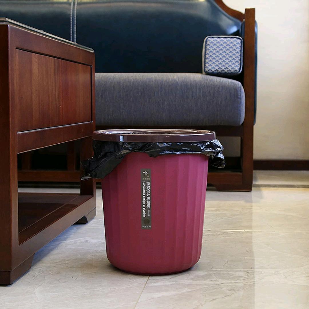 SJ35-1903A创意家用可拆卸垃圾桶 客厅卧室餐厅垃圾收纳桶清洁
