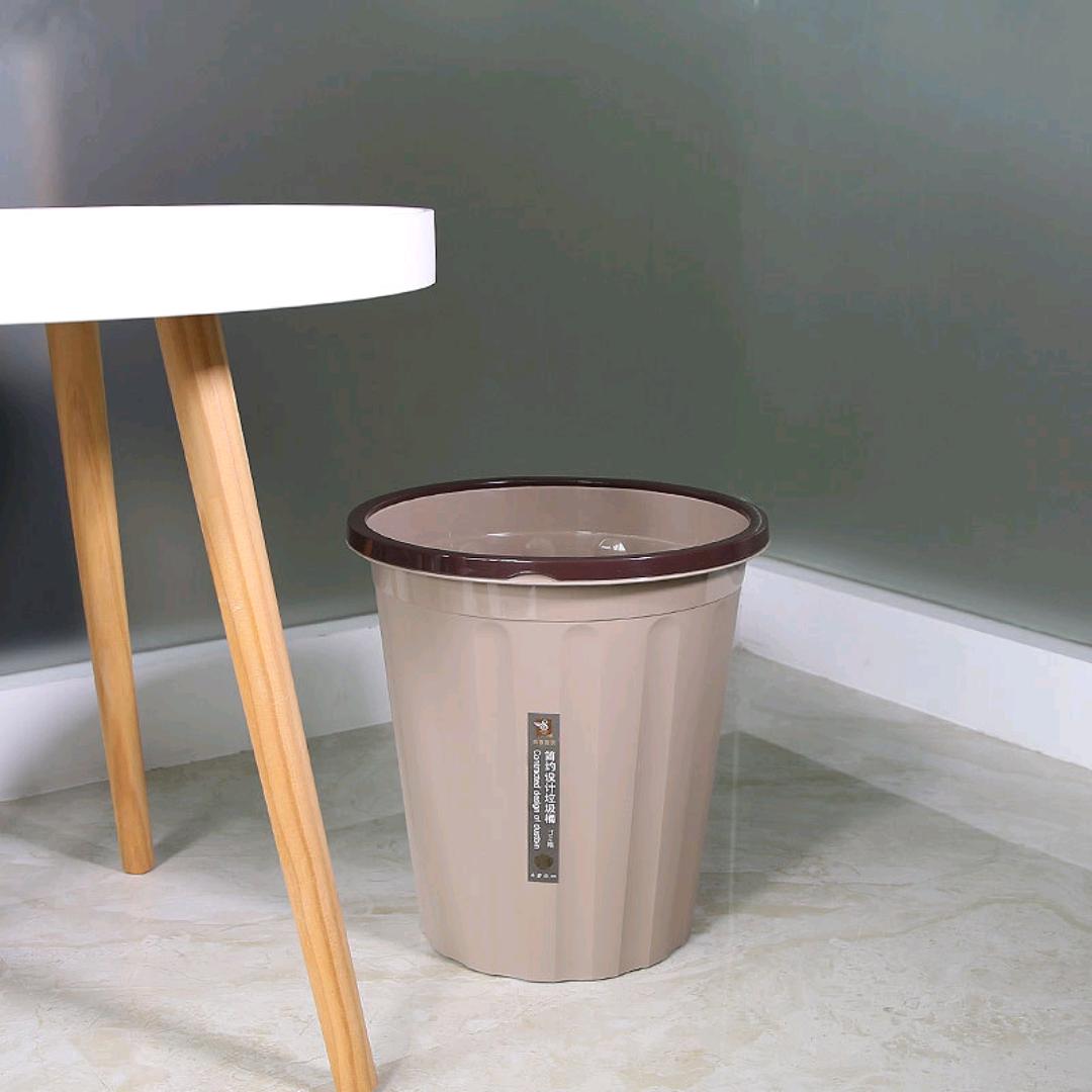 SJ35-1905A新款客厅家用垃圾桶 多功能收纳桶 家务清洁工具垃圾桶