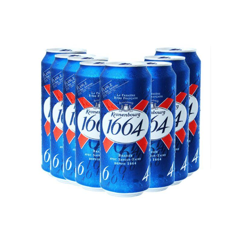 Kronenbourg(进口白啤)啤酒500ML听装