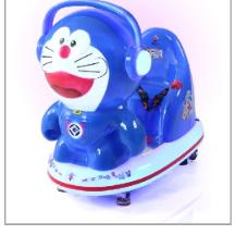 22218投币摇摇车新款2021超市门口商用儿童玩具家用小孩电动网红摇摆机