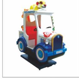 2219玻璃钢大型投币摇摇车新款2021商用儿童玩具小孩电动网红摇摆机
