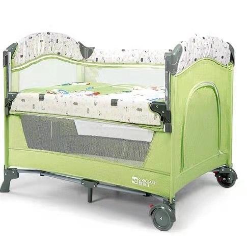 960简约版婴儿床